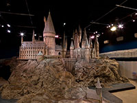 Shared Tour: Warner Bros Studio The Making of Harry Potter Tour 1:15PM