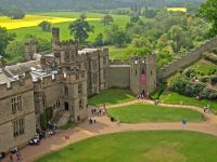 Private Full Day Stratford & Warwick Castle Tour with English Speaking Driver-Guide