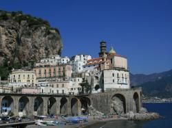 Private Afternoon Half Day Amalfi Tour with Guide from Sorrento