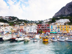 Private Full Day Deluxe Excursion to Capri and Anacapri with Guide from Sorrento
