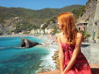 Private Tour: Photo Shooting Tour in Manarola