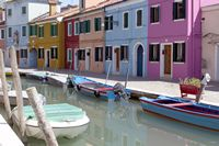 Private Tour Half Day Murano, Burano and Torcello 11:00AM